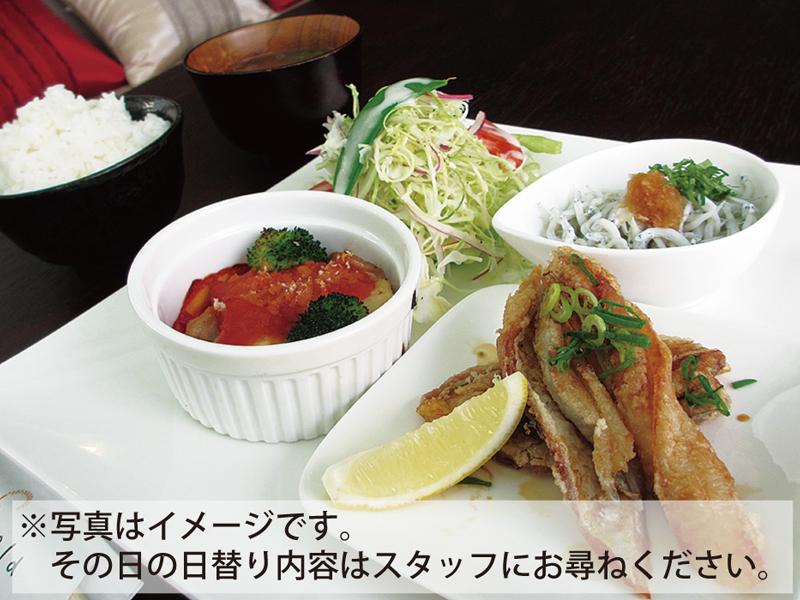 数量限定 日替わり定食 700円