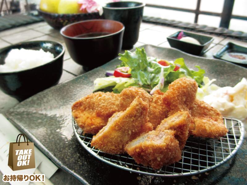ヒレカツ定食 1,200円
